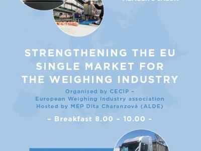 INVITATION: CECIP breakfast in European Parliament 21 November